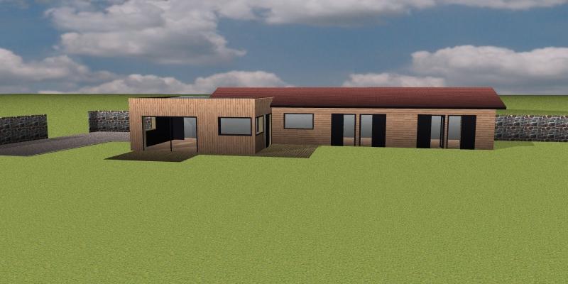La maison Cimmier : l'histoire de la construction de notre maison ossature bois photo-3d-chemin-du-moulin-bis1